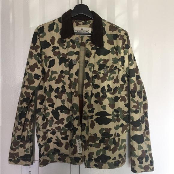 a7a87c440e872 Bellfield Jackets & Coats | Duck Camo Field Jacket | Poshmark